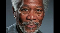 VIDEO: Morgan Freeman Portrait Made Completely on iPad