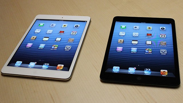 PHOTO: Apple's iPad Mini starts at $329.