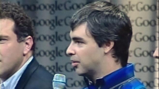 VIDEO: Flying high financially, Google will keep Eric Schmidt as executive chairman.