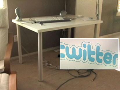 Video: Man believes his tweet caused his home break-in.