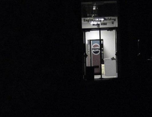 Maryland Night Open Door