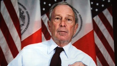 PHOTO: Michael Bloomberg