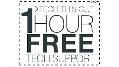 PHOTO: Give your mom free tech support for Mother's Day.