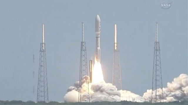 VIDEO: NASA's Juno Probe Launch: Mission to Jupiter
