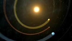 VIDEO: Kepler space telescope finds two new planets orbiting a Sun-like star.