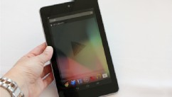 PHOTO: The Nexus 7 tablet is shown in this June 27, 2012 photo.