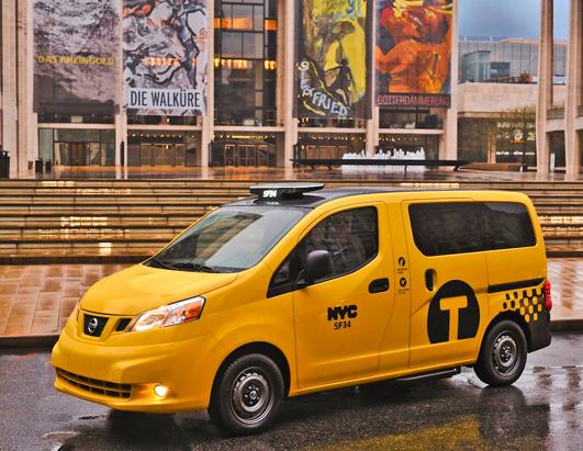 The Taxi of Tomorrow