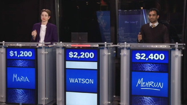 For IBM's Watson Technology, What Happens After 'Jeopardy'? - ABC News