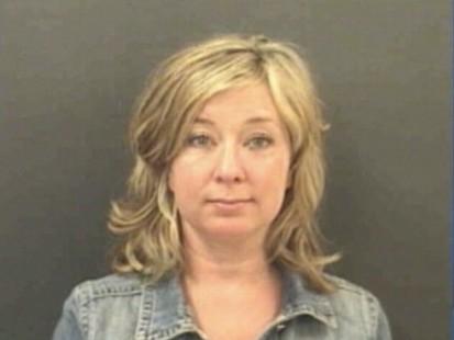 Video: Woman arrested after sending facebook poke.