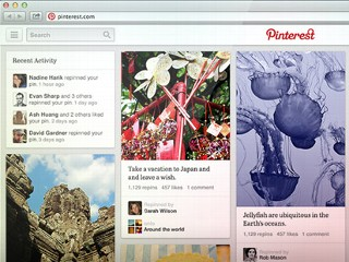 Pinterest Shares Its New Look