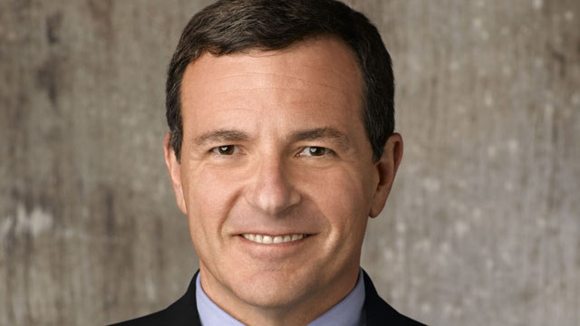 PHOTO: Robert Iger, President and Chief Executive Officer, The Walt Disney, is pictured in this undated file photo.