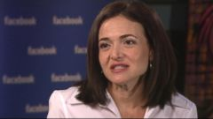 "VIDEO: Facebook COO told ABC News in 2011 that ""privacy is one of the most important things we do."""