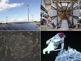 Scientific breakthroughs of 2008