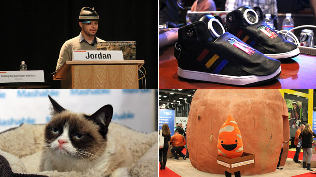 PHOTO: Some highlights from SXSW Interactive 2013.