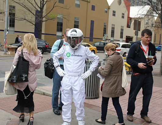 Crazy Marketing Stunts at 2013 SXSW