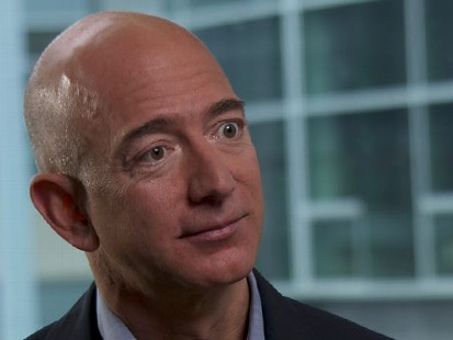 VIDEO: Jeff Bezos Talks Media, Technology, Space