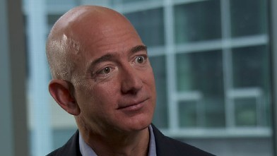 VIDEO: Jeff Bezos Talks Media, Technology, Space