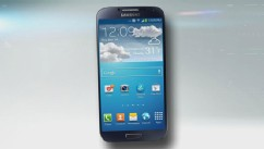 VIDEO: ABC News gets a first look at Samsungs new Android smartphone.