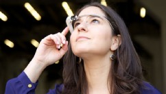 VIDEO: ABC News' Joanna Stern shares what life is like behind Google's connected glasses.