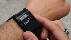 VIDEO: Pebble Smartwatch