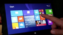 VIDEO: With a series of hardware improvements and Windows 8.1, Microsoft gives its tablets another try.