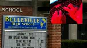 Video: Students arrested after posting alleged school threats on facebook.