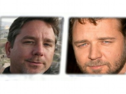 VIDEO: Facebook users swap profile photos with their celebrity doppelhgangers.