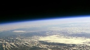 VIDEO: A British inventor uses a camera, balloon and duct tape to photograph space.