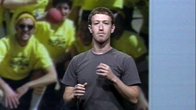 VIDEO: Facebook founder and CEO walks through one of the sites latest features.