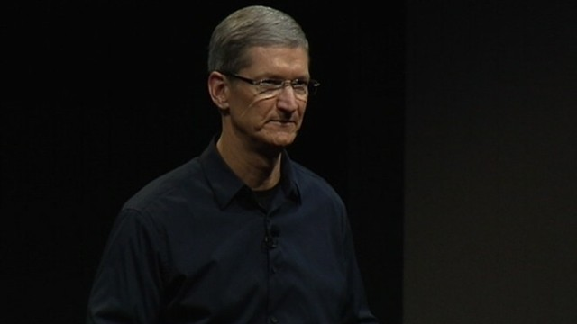 VIDEO: CEO Tim Cook promises monthly updates on conditions in Chinese factories.