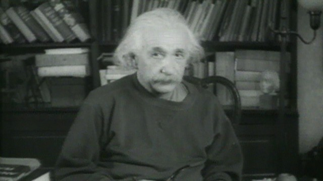 VIDEO: 80,000 items from Albert Einsteins archives will be available online.