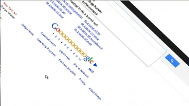 VIDEO: Search engine allows users to turn their landing page based on keywords.