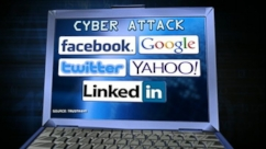 VIDEO: Hackers stole passwords for Yahoo, Google, Twitter and Facebook accounts.