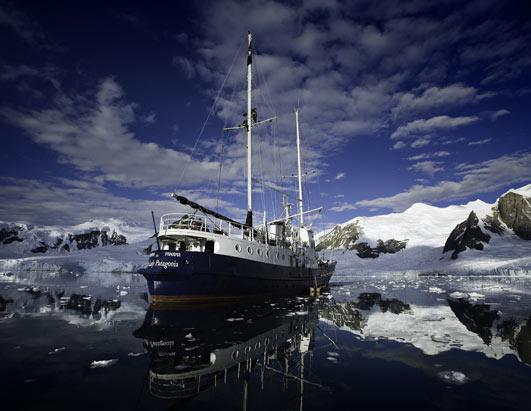 Photo: Antarctica.