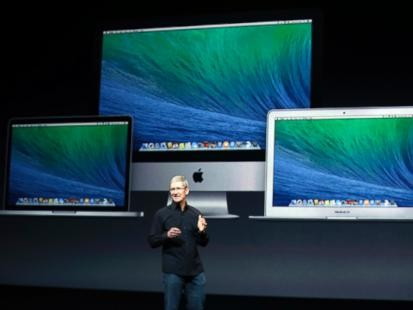Apple Announces New iPads and Computers