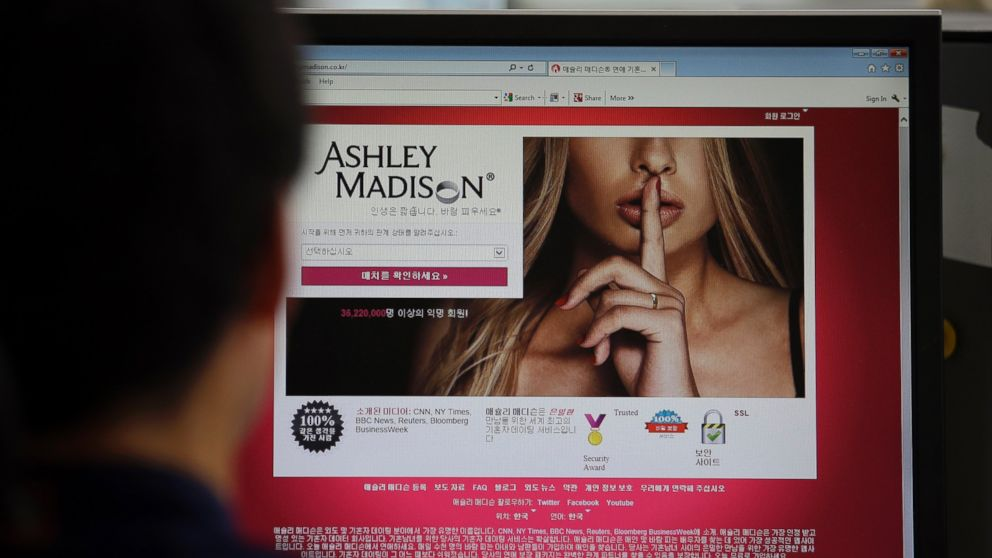 technology ashley madison neil biderman stepping down