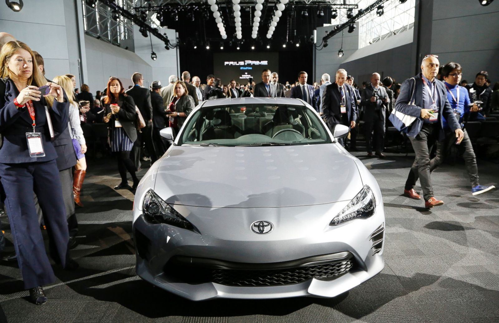 New York International Auto Show Photos ABC News - San jose international car show