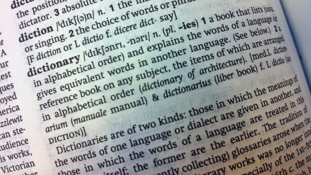 How Words Like Butt-Dial and Redditor Make It Into the Oxford English Dictionary