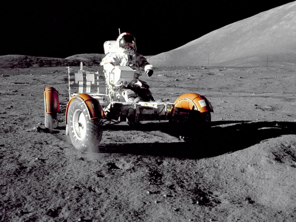 Funeral Services Set for Last Man to Walk on the Moon