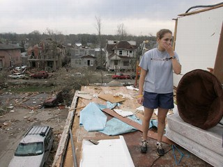 Tornado Survivors Become Cocky After Disaster, Study Says