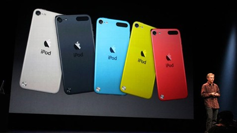 ap iphone colors jef 130613 wblog Apple Reportedly Considering iPhones With Bigger Screens, More Colors
