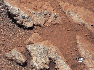 Photos: Mars Rover Makes Exciting Find