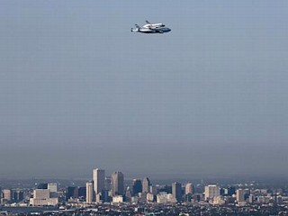 Photos: Shuttle Endeavour's Final Trip
