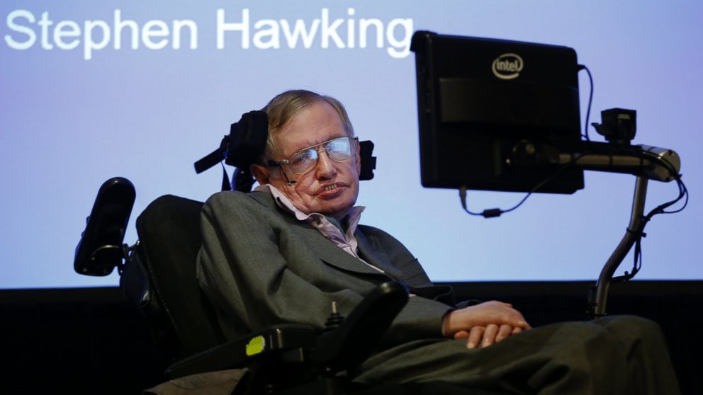 stephen hawking topic