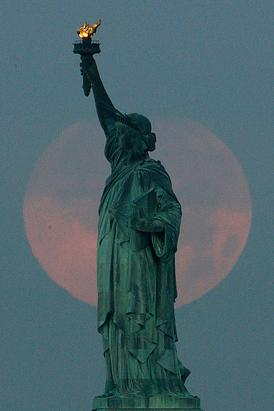 Supermoon Rises This Weekend