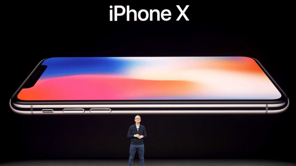 iPhone X sells out within minutes overnight