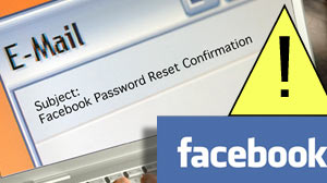 Facebookers Beware: Fake E-Mail Contains Virus