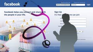 For medical secrets, try Facebook