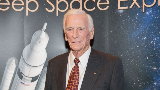 PHOTO: Former Apollo astronaut Captain Gene Cernan attends a screening of