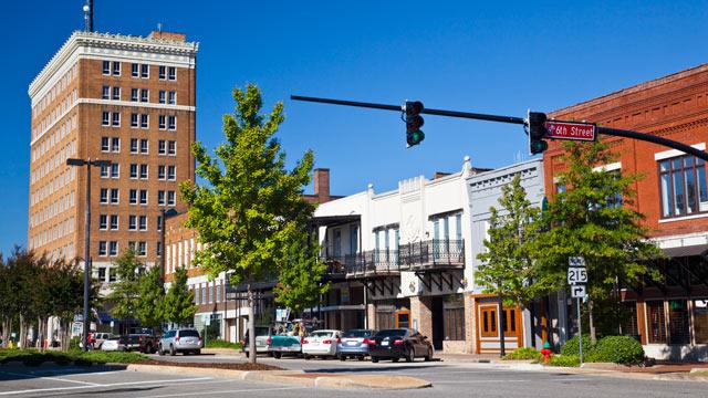PHOTO:Tuscaloosa, Alabama
